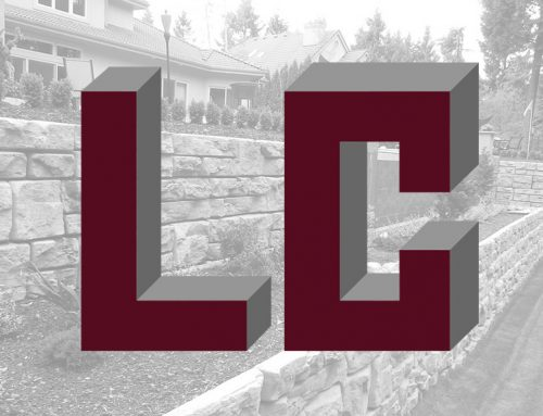 CMU Retaining Walls and Gardens