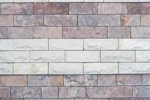 cmu blocks wall close up