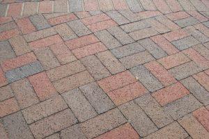 Brick Pavers Driveway
