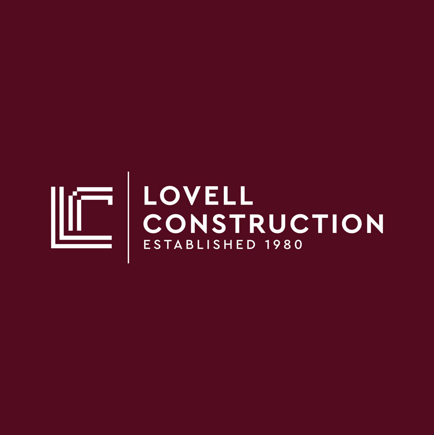 Lovell Construction - New logo 2020