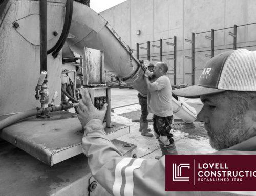 Commercial Concrete Flatwork